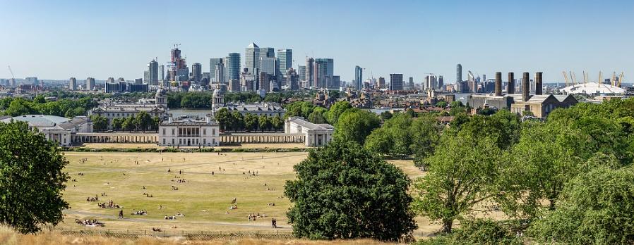 Greenwich Panoramic