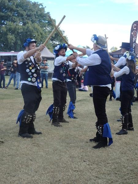 Morris Dancers by artgaz1062
