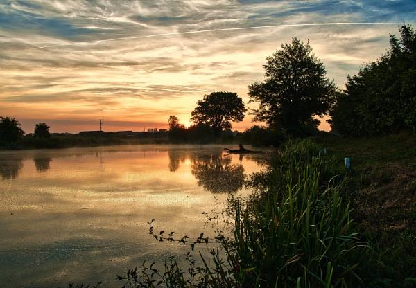 Local sunrise II by Ingymon