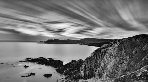 Evening at Achill Island, Mayo, Ireland by BobinAus