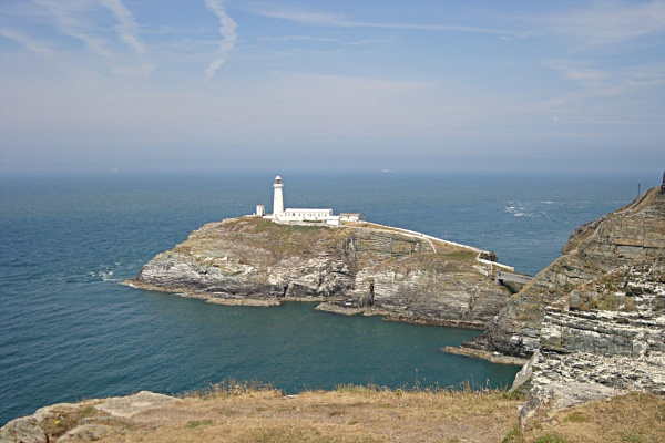 South Stack by coelacanth