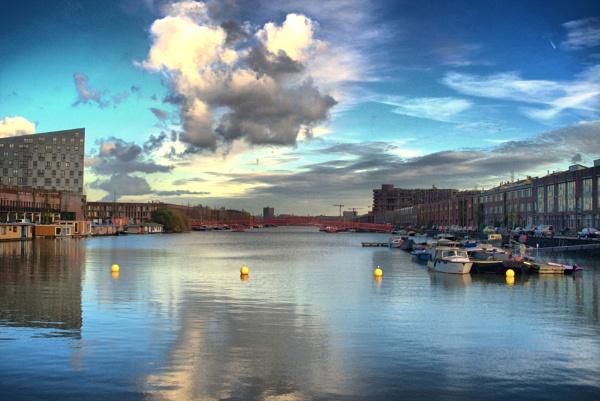 Eastern-Docklands Amsterdam by eyeamsterdam