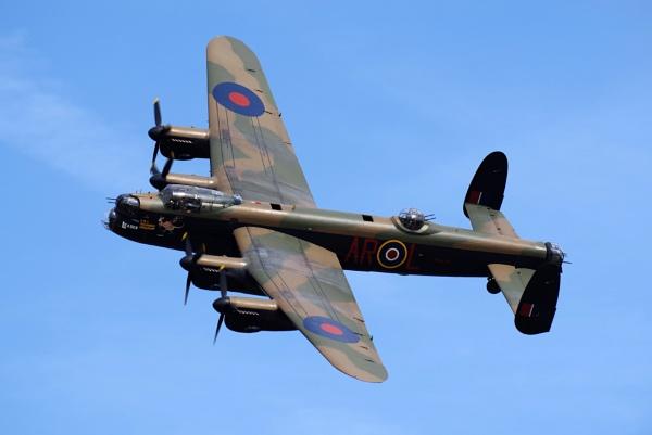 BBMF Lancaster by mungoray