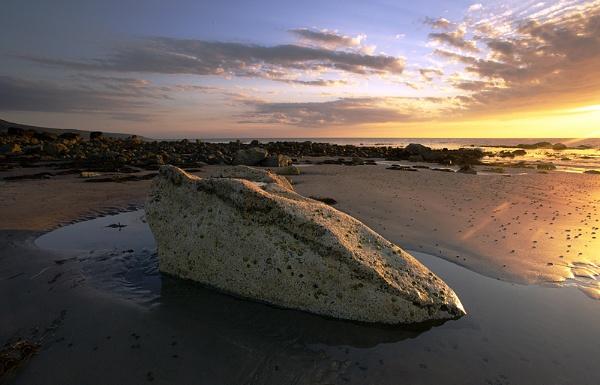 Ayrshire Sunset. by Buffalo_Tom