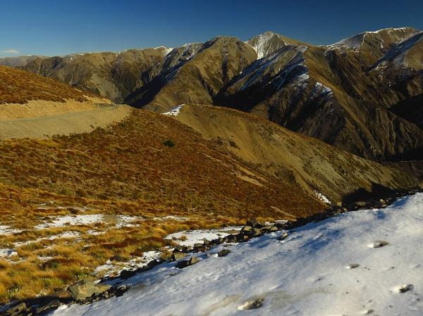 Mt Hutt Ranges 1 by DevilsAdvocate