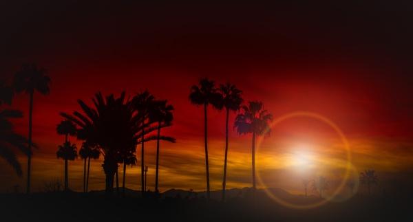 Marrachesh sunset by fossie1955