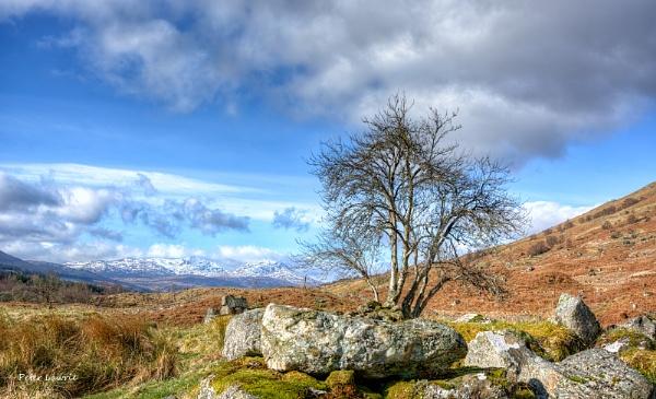 Glen Lochay by ww2spitfire