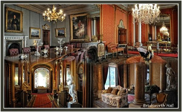 Brodsworth Hall Interior by PhilT2