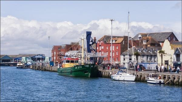 Poole Harbour by Kilmas