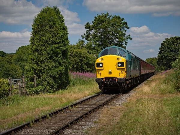 37109 Approaching Irwell Vale 445 by jim_horsfield