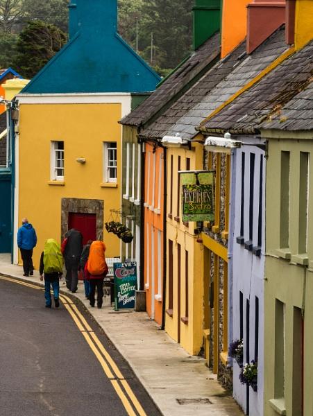 Eyeries, Beara Peninsula, Ireland   by BobinAus