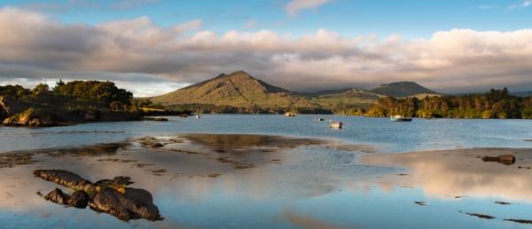 Kilmakilloge Harbour, Beara Peninsula, Ireland by BobinAus