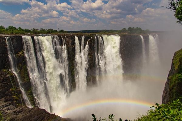 Victoria Falls by philstan