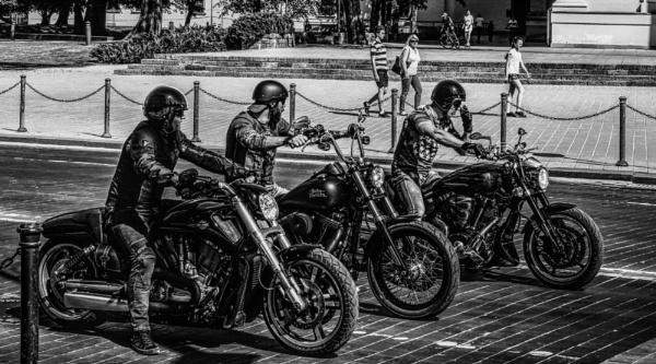Bikers by Danas