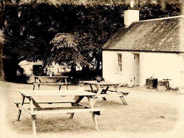 The cottage by ScottishHaggis