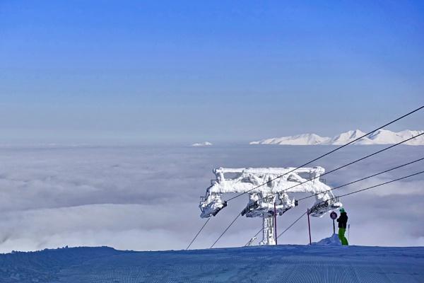Low Tatras in Winter