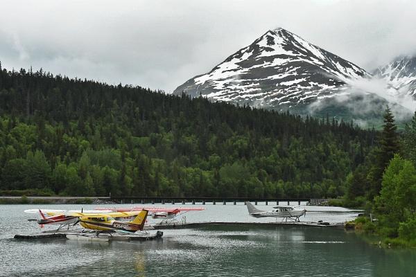 Moose Pass Lake, Alaska by MalcolmM