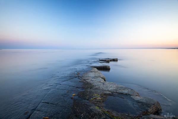 Kimmeridge Bay by PLCimagery