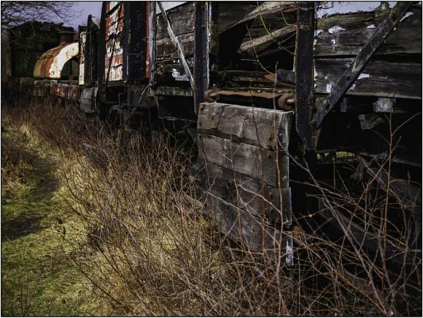 Coal Truck by woolybill1