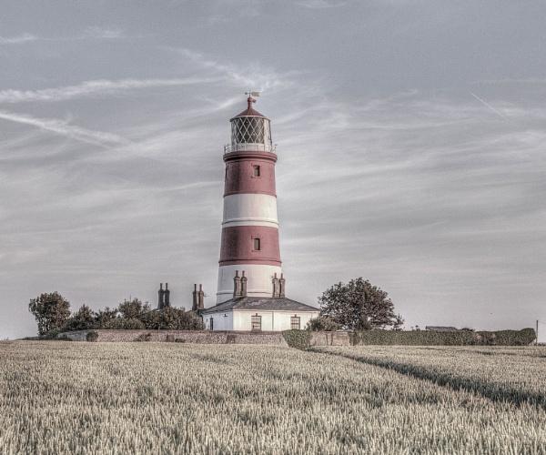 Happisburgh Lighthouse 2 by CarolF