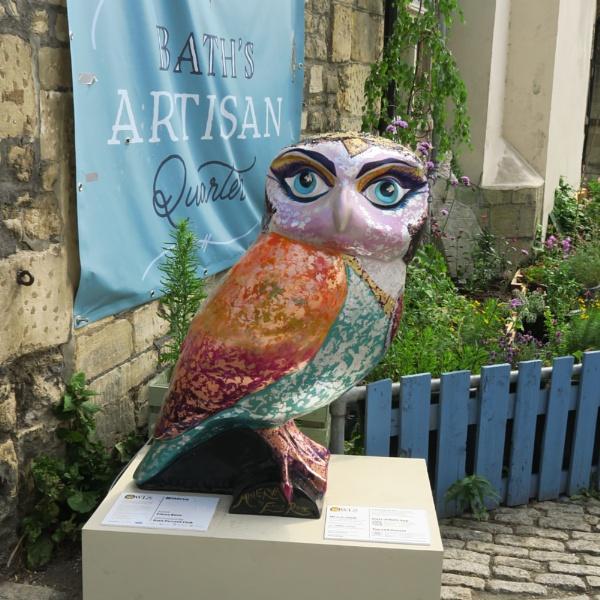 minerva owl by janetj