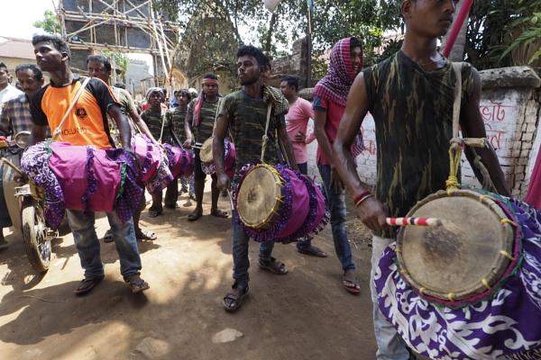 Drums by prabhusinha