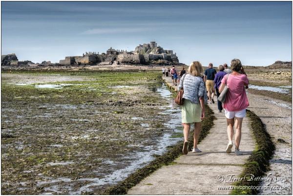 A visit to Elizabeth Castle by TrevBatWCC