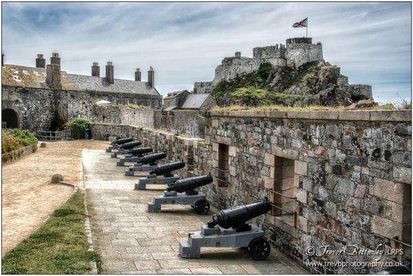 Around Elizabeth Castle by TrevBatWCC