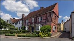 Cordwainer's House, Lavenham, Suffolk
