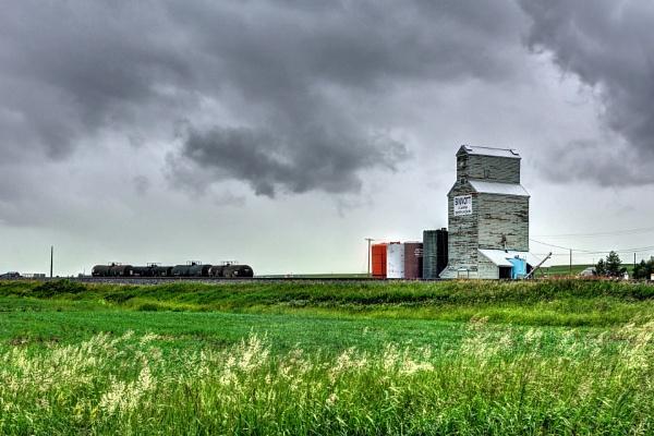 Albertan Grain Elevator by RSK