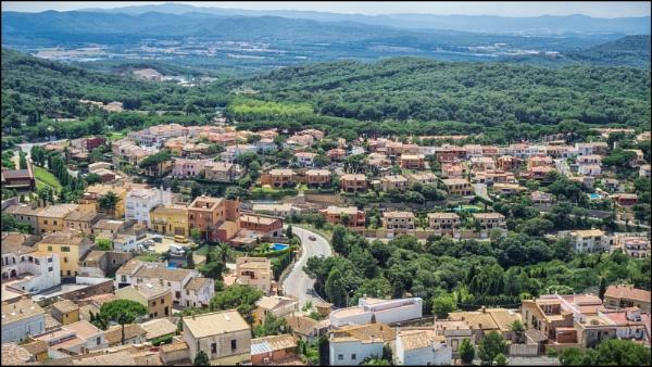 Begur, Spain