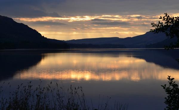 Sun rise by ANNDORASBOX