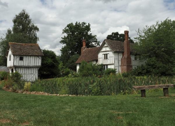 Brockhampton Manor House by caj26