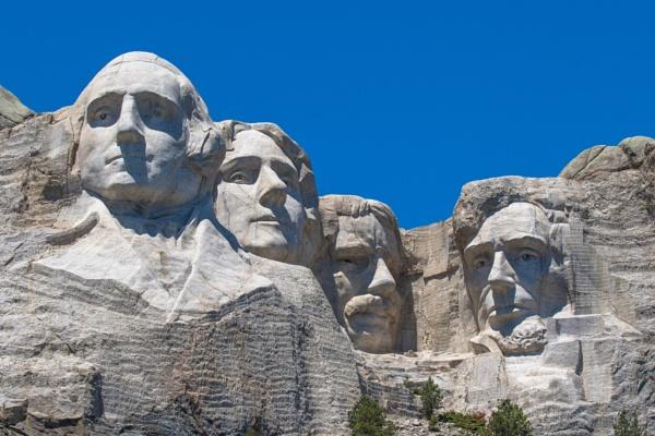 Mount Rushmore by Trekmaster01