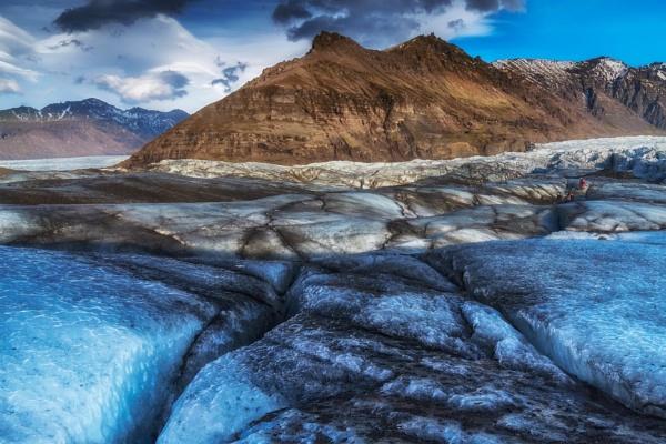 Glacier Hike by Legend147