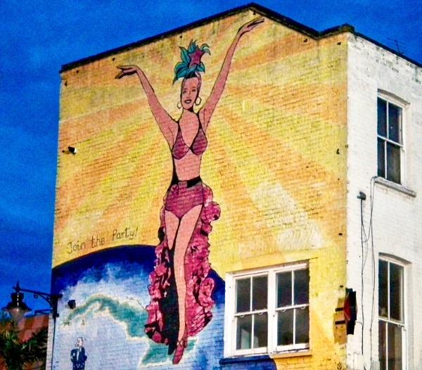 Street art by KrazyKA