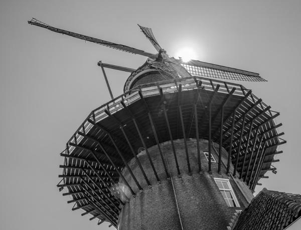 Mill de Valk by joop_