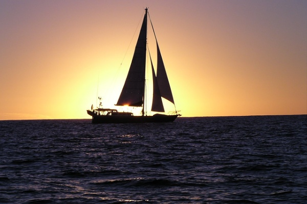 Sailing by Micky1