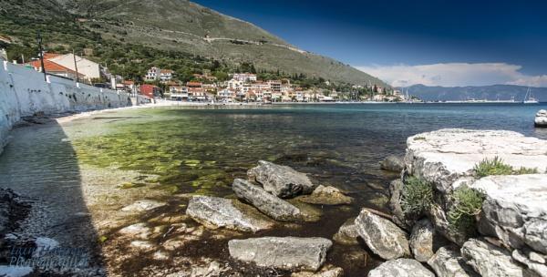 Agia Effimia harbour by IainHamer
