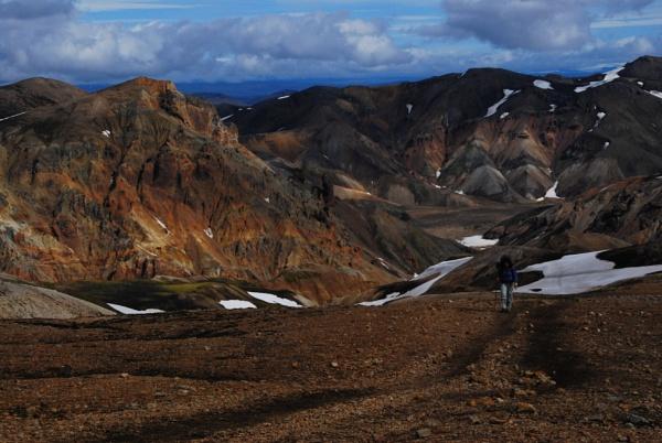 Laugavegur trail by litesport
