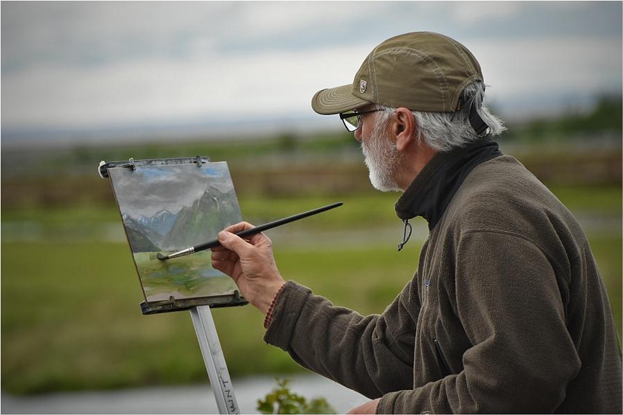 Alaskan Artist