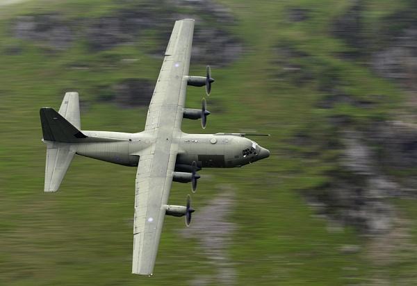C130J Mach Loop by Chrism8