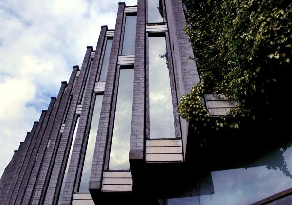 Brecon public library by helenlinda