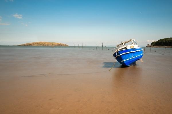Low tide. by mattywhit