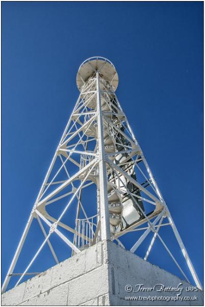 Lighthouse, Greve d\'Azette by TrevBatWCC