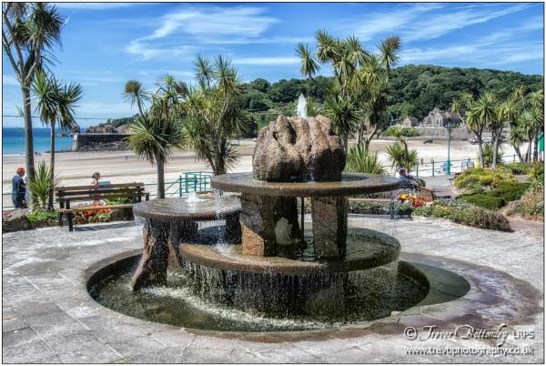 Sir Winston Churchill Memorial Gardens, St. Brelade by TrevBatWCC