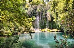 Turkey waterfall