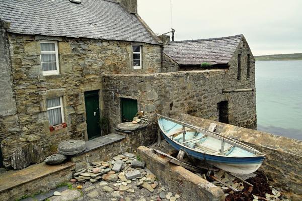 'Jimmy Perez's House', Lerwick