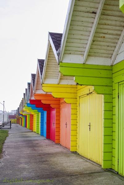 Huts by Alan_Baseley