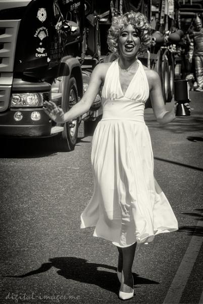 Hello Norma Jean II by Alan_Baseley